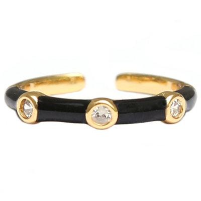 Ring Monaco black