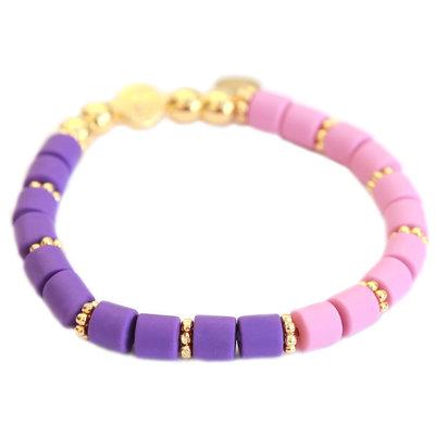 Bracelet dolce pink purple