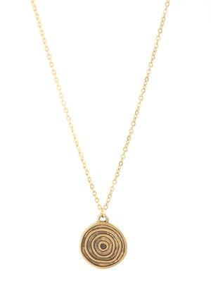 Necklace maze bronze