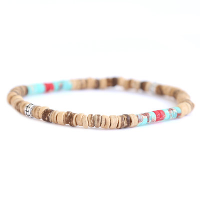 Anklet coconut beach