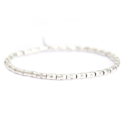 Bracelet silver island