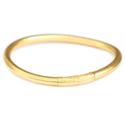 Bracelet buddhist good luck gold
